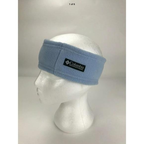 Columbia Sportswear Fleece Headband Winter Sports